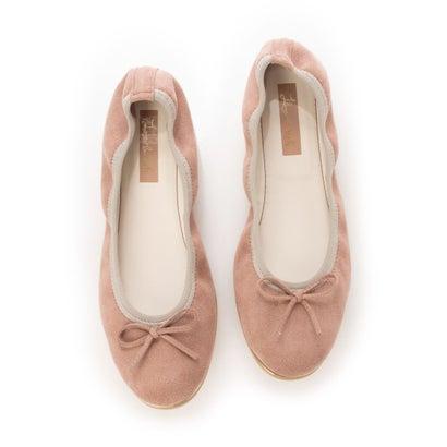 あす楽 交換 返品可能 ラウナレアバレエ Launa lea ballet レディースシューズ 販売期間 限定のお得なタイムセール PKベージュS バレエシューズ ラウンドトゥバレエシューズ 市場 ロコンド rich B81101