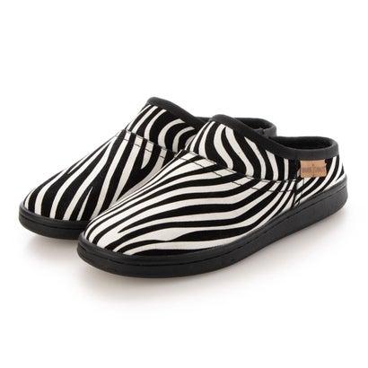 あす楽 交換 返品可能 ミネトンカ ファッション通販 MINNETONKA レディースシューズ ロコンド 限定モデル モカシン カジュアルシューズ 18m10-zebra Minnetonka ZEBRA