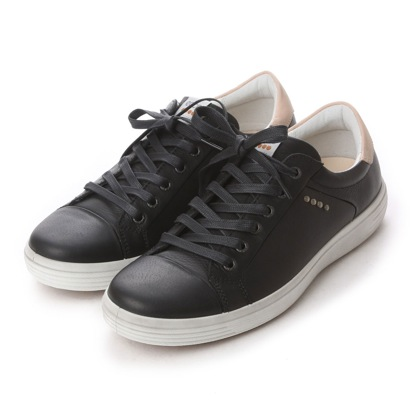 【アウトレット】エコー ECCO ECCO MEN'S GOLF CASUAL HYBRID (BLACK)