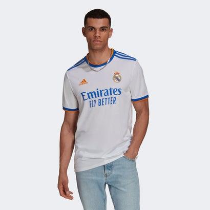 あす楽 交換 返品可能 アディダス adidas サッカー フットサル ウェア ファッション通販 ユニフォーム ロコンド Madrid Jersey 22 21 Home レアル 激安格安割引情報満載 ホワイト マドリード Real ホーム
