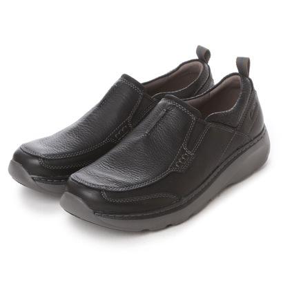 【アウトレット】Charton Step Black Leather (ブラック)