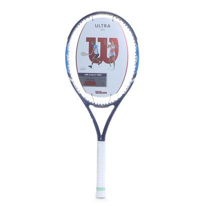 【アウトレット】ウィルソン Wilson ユニセックス 硬式テニス 未張りラケット ウルトラ100 WRT7297101 654