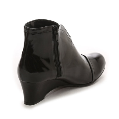 berufurori BELL FLORRIE雨鞋064F64212(黑色珐琅)