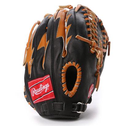 ローリングス Rawlings ユニセックス 軟式野球 野手用グラブ 軟式 グラブ HOHメジャースタイル J00574025