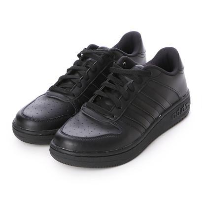 adidas オールブラック スニーカー