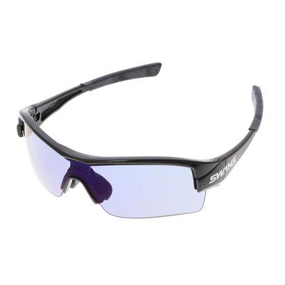 スワンズ SWANS ユニセックス ゴルフ サングラス STRIX H-0167 (BK) STXH-0167