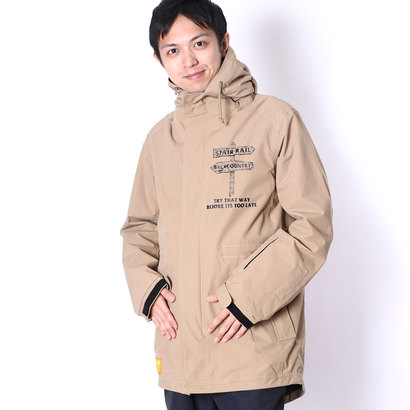 【アウトレット】アンセム ANTHEM ユニセックス スノーボード ジャケット モッズジャケット AN1662011