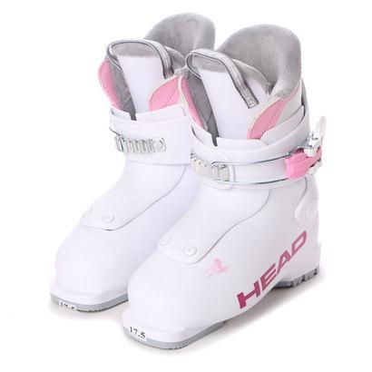 【アウトレット】ヘッド HEAD ジュニア スキー ブーツ JUNIOR Z1 606556 (ホワイト)