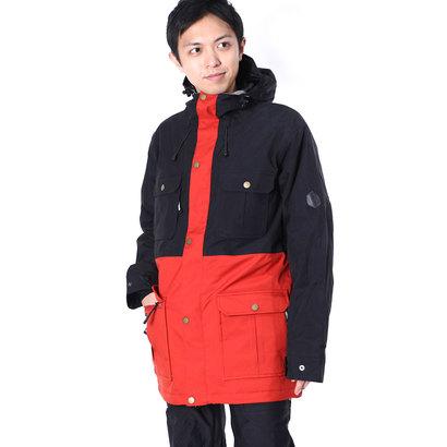 【アウトレット】ローム エスディーエス ROME SDS ユニセックス スノーボード ジャケット NEWPORT JKT 21016302 (ブラック)