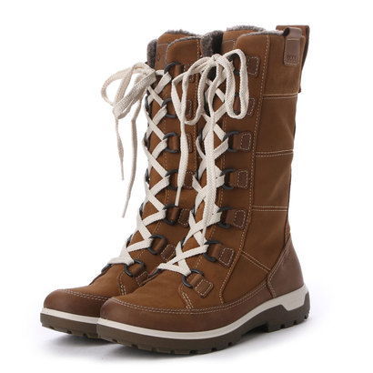 【アウトレット】エコー ECCO Womens Gora Tall Boot (CAMEL/CAMEL)