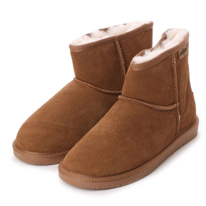【アウトレット】ミネトンカ Minnetonka mi-vista-ankle-boot-85501 (TAN)