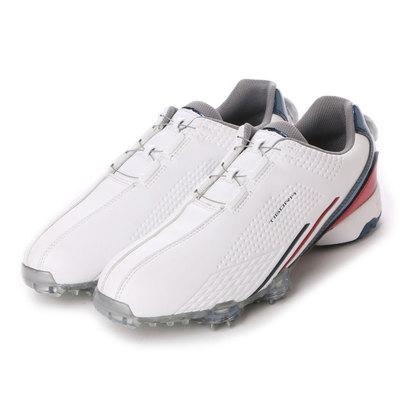 ティゴラ TIGORA メンズ ゴルフ ダイヤル式スパイクシューズ 0466131617 481