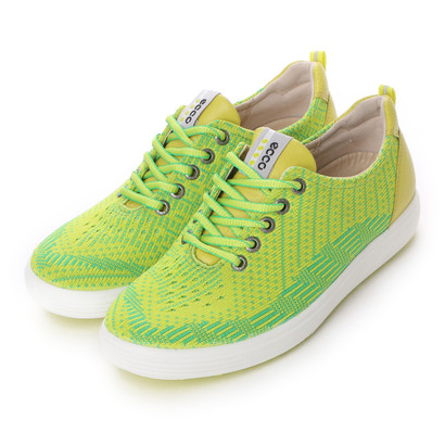【アウトレット】エコー ECCO ECCO WOMENS GOLF CASUAL HYBRID (Lime P-Toucan N/Sulphur)