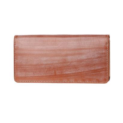 ゴルベ GORBE メトロポリタンブライドルレザー長財布 (ブラック)
