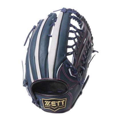 【大注目】 ゼット ZETT ユニセックス 硬式野球 野手用グラブ ネオステイタス BPGB13717 ZT07, オーエスゴルフ dd5b5d9f
