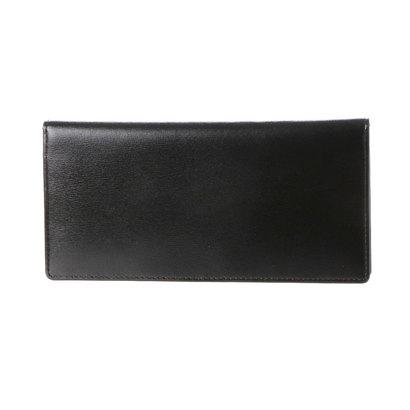 ミラグロ Milagro グレイス 薄型長財布 (ネイビー)