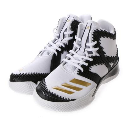 アディダス adidas ユニセックス バスケットボール シューズ SPG B49500 45