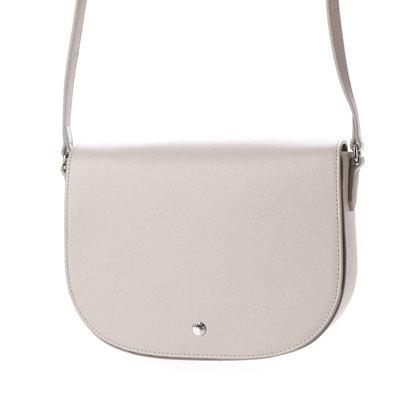 【アウトレット】エコー ECCO Iola Medium Saddle Bag (GRAVEL)