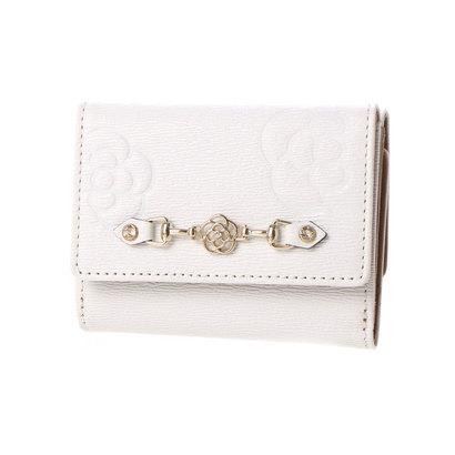 クレイサス CLATHAS レティーロ 3つ折り財布 (ホワイト)
