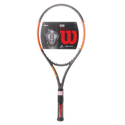 ウィルソン Wilson ユニセックス 硬式テニス 未張りラケット バーン100S CV WRT7342102 654