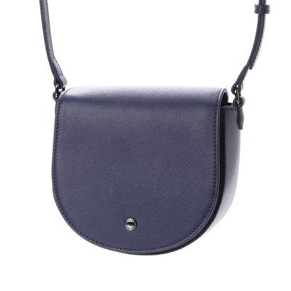【アウトレット】エコー ECCO Iola Small Saddle Bag (DEEP COBALT)