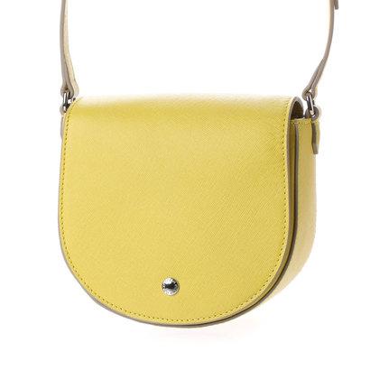 【アウトレット】エコー ECCO Iola Small Saddle Bag (LEMON)