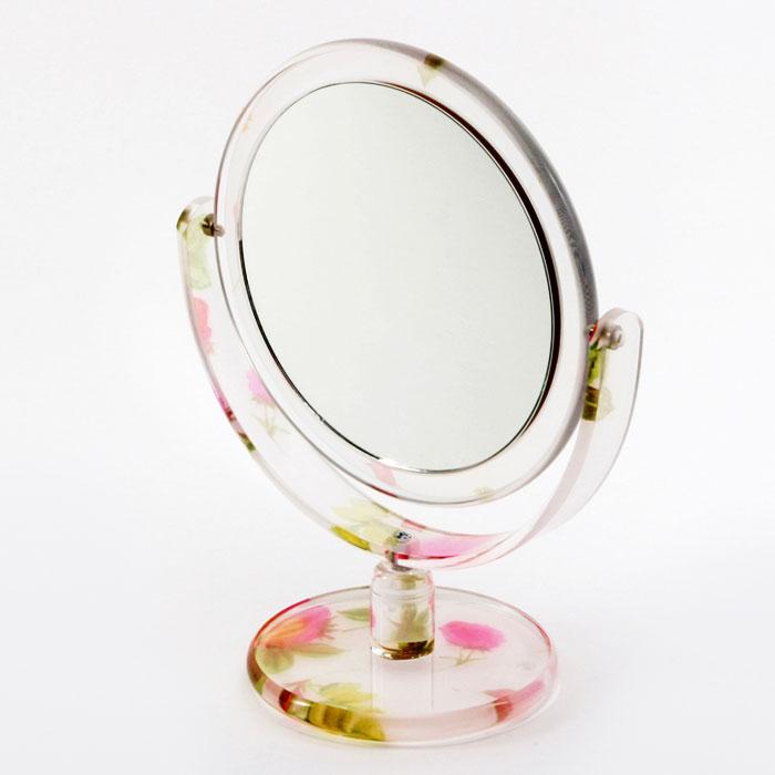 【シアローズ/シアーローズ】コスメティックミラーO型GM-RO10/鏡/卓上ミラー/手鏡