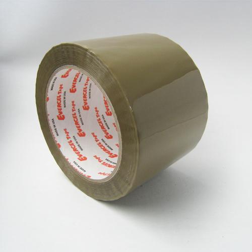 セキスイ エバーセル OPPテープ #820EV 75×100 茶 1ケース30巻入(梱包 布テープ  クラフトテープ PPテープ OPPテープ 透明テープ 引越し 梱包資材 梱包用品 )