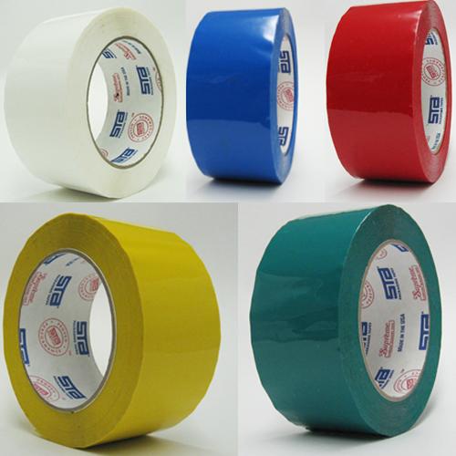 セキスイ OPPテープ エバーセル NO820Cカラー 48mm×100M 1ケース36巻 【青 赤 黄 白 緑 橙】(梱包  引越し 養生 梱包資材 梱包用品 こんぽう)