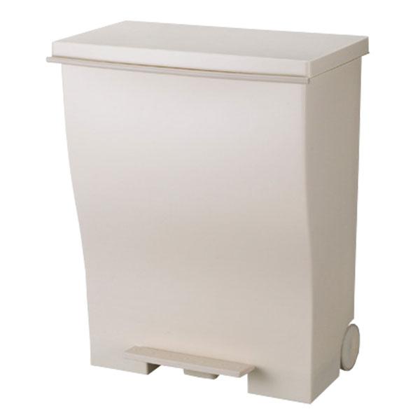 kcud ワイドペダルペール 45L ゴミ箱 ごみ箱 ダストボックス ごみばこ おしゃれ ふた付き 分別 45リットル袋可 インテリア雑貨 北欧 キッチン 大容量
