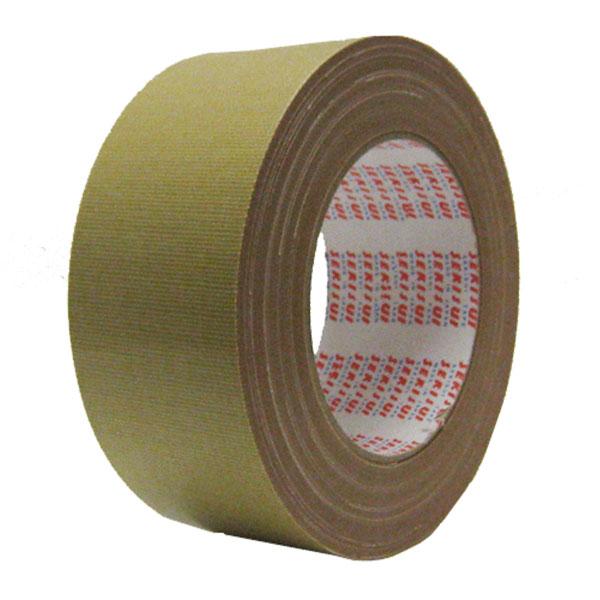 セキスイ 布テープ NO600V 茶色 100mm×25M 1ケース18巻【梱包 布テープ  クラフトテープ OPPテープ 養生テープ 引越し 養生 梱包資材 梱包用品 こんぽう】