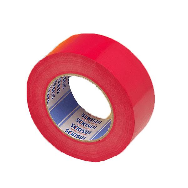 セキスイ 新布テープ #760カラー 50×50 1ケー30巻 白 青 緑 黄 赤 (梱包 梱包テープ OPPテープ  テープ ガムテープ 引越し 養生 梱包資材 梱包用品 包装 包装資材)