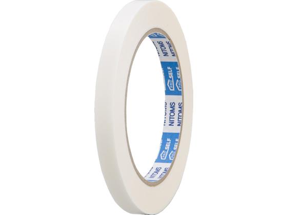 ニトムズ 一般 両面テープ S  10mm×20M 【1ケース180巻入】【梱包 布テープ  クラフトテープ PPテープ OPPテープ 透明テープ 引越し 梱包資材 梱包用品 】