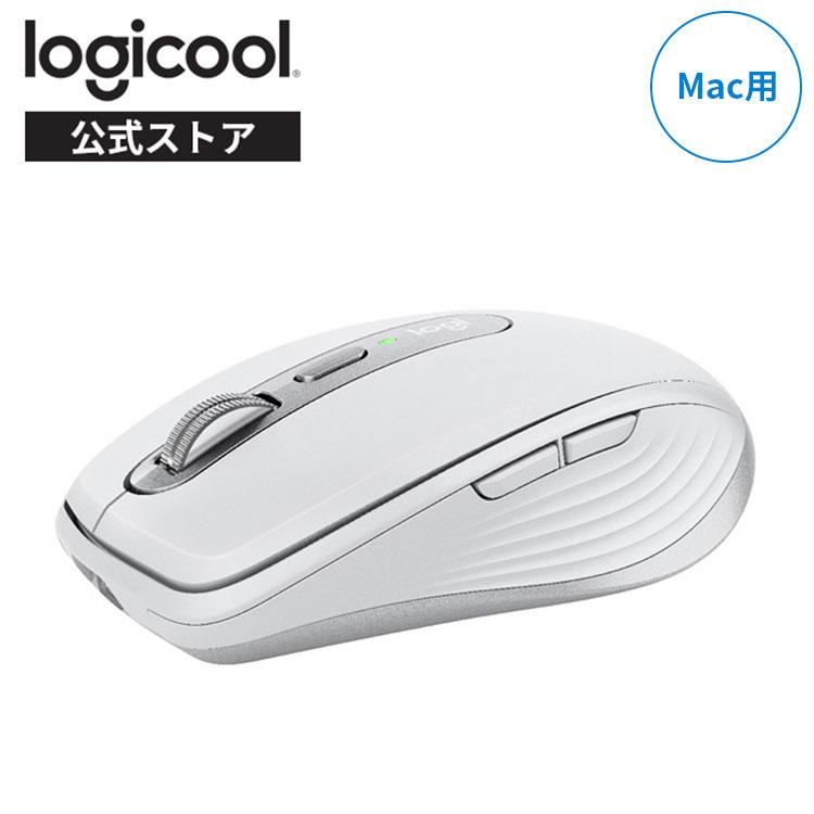 直営ストア コンパクトでスタイリッシュな高機能ワイヤレスマウス ロジクール MX ANYWHERE 3 for Mac ワイヤレスマウス MX1700M mac MX1700 iPad 国内正規品 Bluetooth OS 2年間無償保証 人気上昇中 無線 マウス