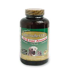 【正規輸入品】NaturVet(ネイチャーベット) アースリアーマーゴールド 犬猫用 120粒