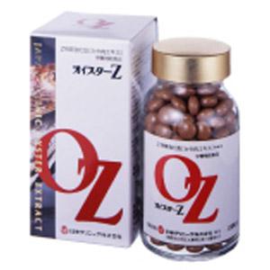 日本クリニック Z物質強化型かき肉エキス オイスターZ 200粒