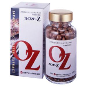 日本クリニック Z物質強化型かき肉エキス オイスターZ 500粒