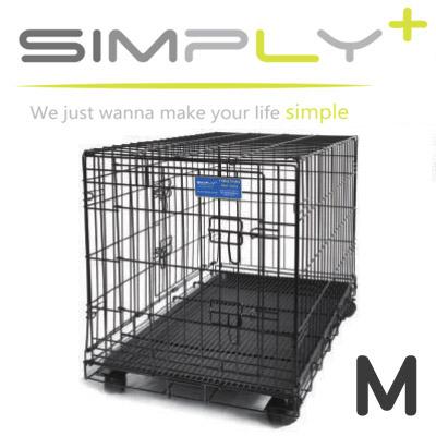【メーカー直送品】ペットケージ Simply Maison シンプリーメゾン 犬猫用 ペット用 Mサイズ