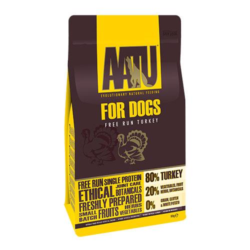 【正規輸入品】AATU(アートゥー)ターキー 犬用 10kg