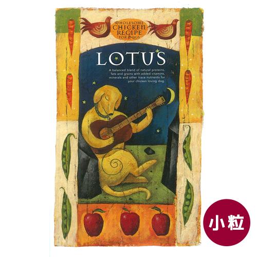 【正規輸入品】LOTUS(ロータス) ドッグフード アダルトチキンレシピ 小粒 犬用 6kg