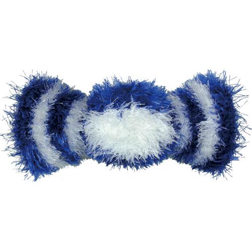 【正規輸入品】キンペックス 歯みがきおもちゃ OoMaLoo(オーマロー) メガキャンディ ブルー 犬猫用