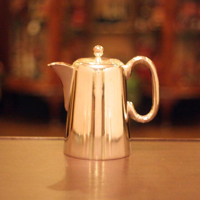 【中古】harrods(ハロッズ)ホテル用コーヒーポットHR-665【送料無料】【アンティーク】【英国製】
