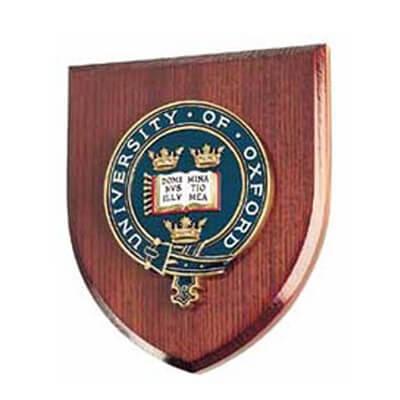 Plaque(オックスフォード大学ロゴ入り盾)【オックスフォード大学コレクション】, GUTS JAPAN:7b0da590 --- sunward.msk.ru
