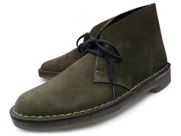 8cd4746ca27 longpshoe: Clarks desert boots dark green suede UK standards (the ...
