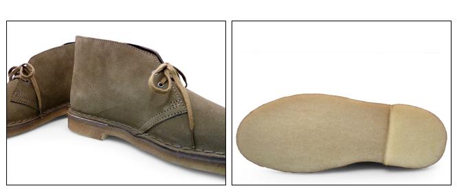 a4bd915796e longpshoe: Clarks desert boots Walnut suede UK standards (SUEDE ...
