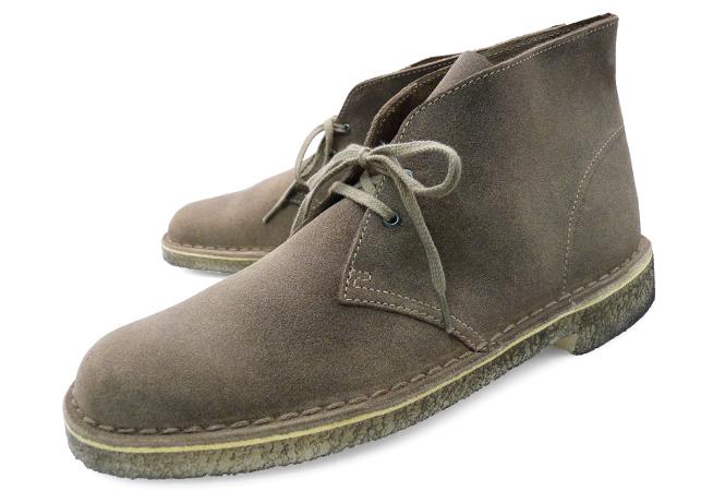 クラークス デザートブーツ トープ スエード US規格 CLARKS DESERT BOOT 78354 TAUPE SUEDE US 靴 メンズ ブーツ シューズ 本革 スウェード 送料無料 あす楽