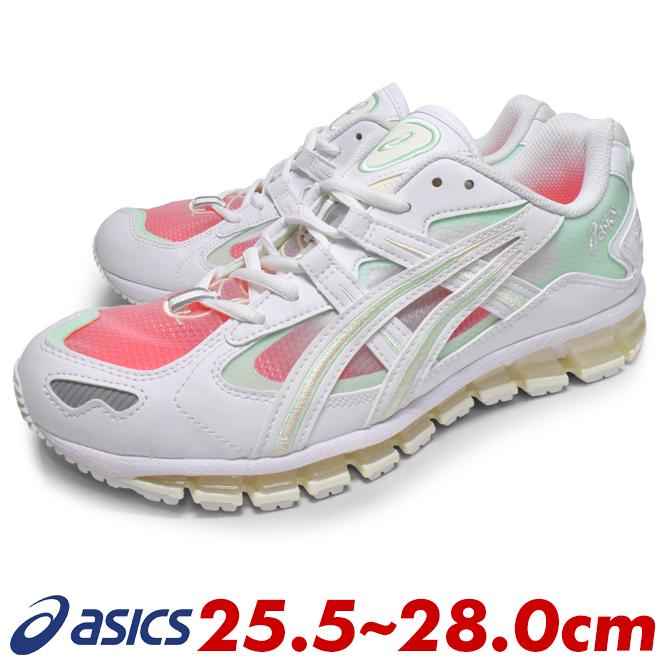 GEL-KAYANO 5 360 送料無料限定セール中 WHITE MINT 1022a173-100 ゲル カヤノ WOMEN サイズ asics gel アシックス 日本限定 おしゃれ メンズ 靴 ミント 大きいサイズ 紐 履きやすい 紐靴 ブランド スニーカー 白 ローカット