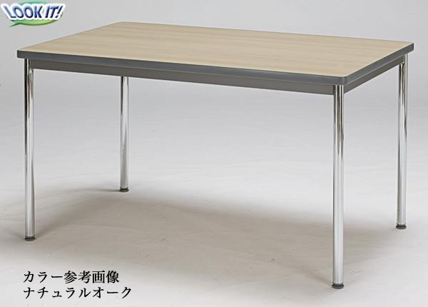ミーティング テーブル 1800mm 会議用 チェア イス 椅子 TM-1890 LOOKIT オフィス家具 インテリア