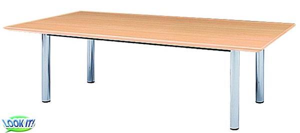 ★新品★ ミーティングテーブル 会議用テーブル 木製 役員用家具 BMW-2412