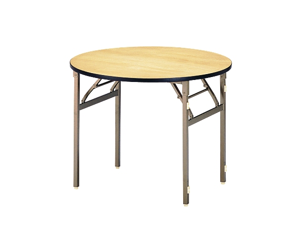★59%OFF★ テーブル 折りたたみ式 折り畳み 丸型 円形 パーティー ET-900R LOOKIT オフィス家具 インテリア